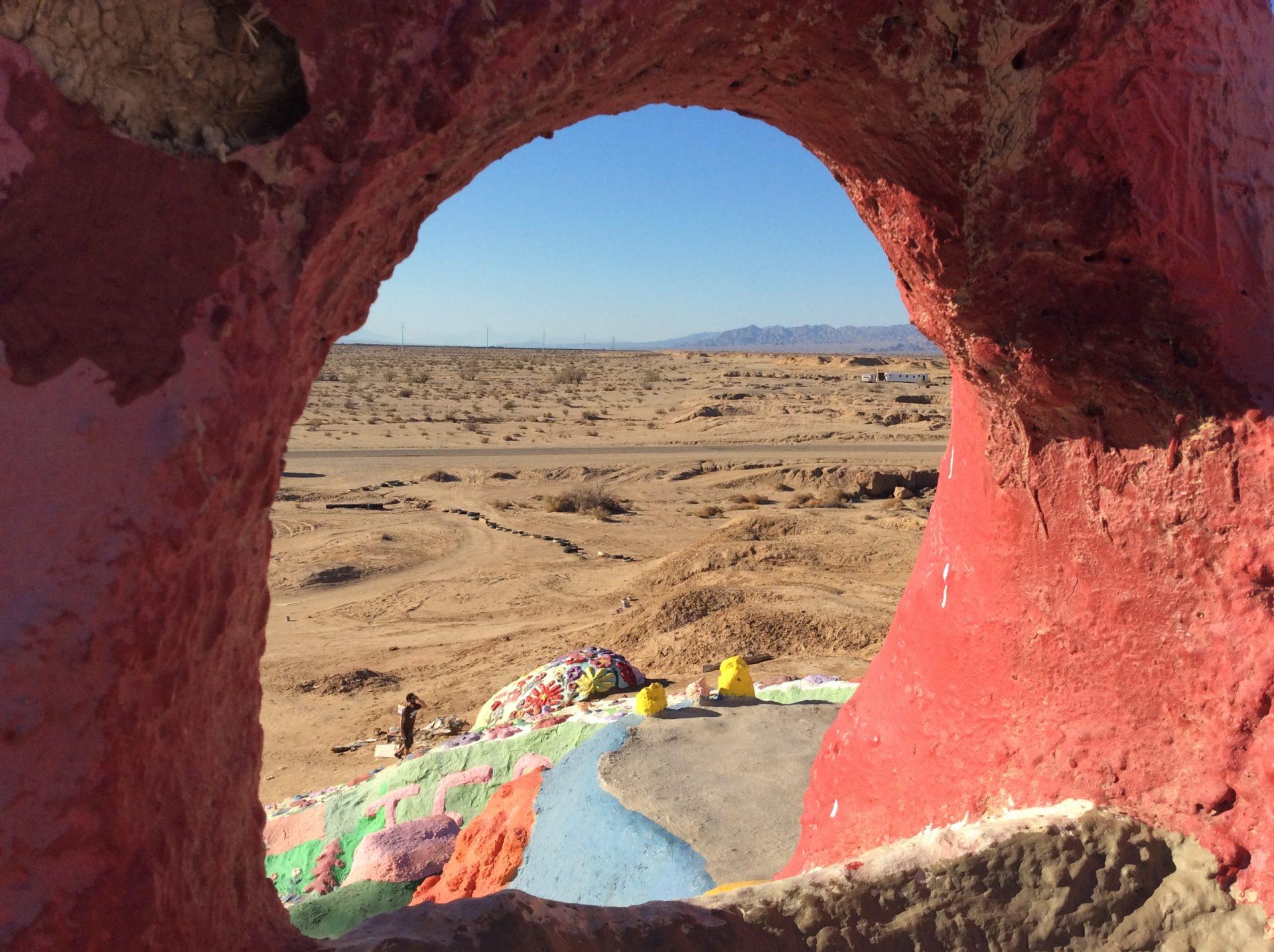 La vista dall'alto, foto di Gloria