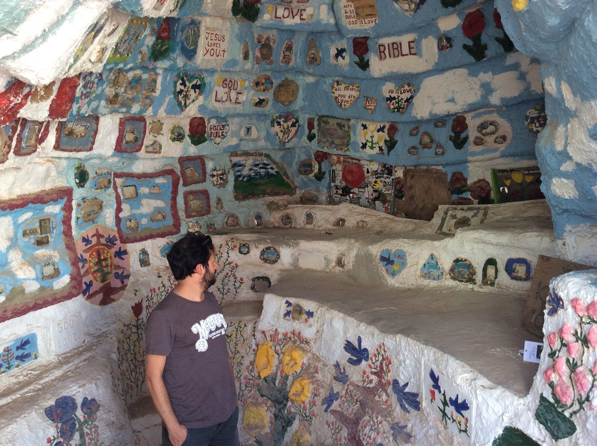 Marco dentro a Salvatioun