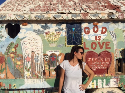Salvation Mountain, foto di Marco