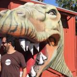 I dinosauri di Cabazon appaiono anche nel video dei Tears For Fears