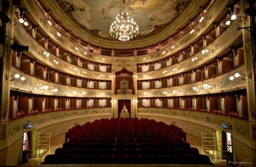 Sala Teatro Asioli foto credit sito teatroasioli.it