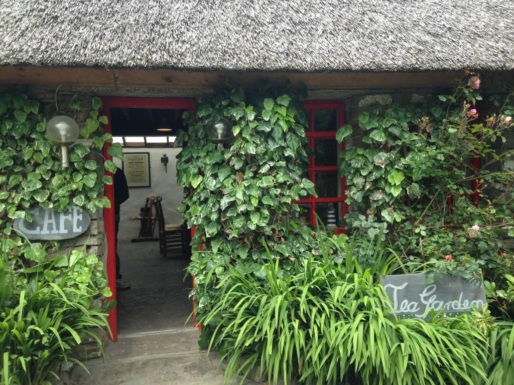 l'entrata del ristorante, foto di Gloria