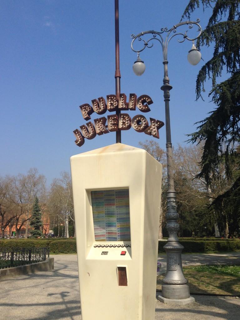 Il Jukebox a Reggio Emilia, foto di Gloria
