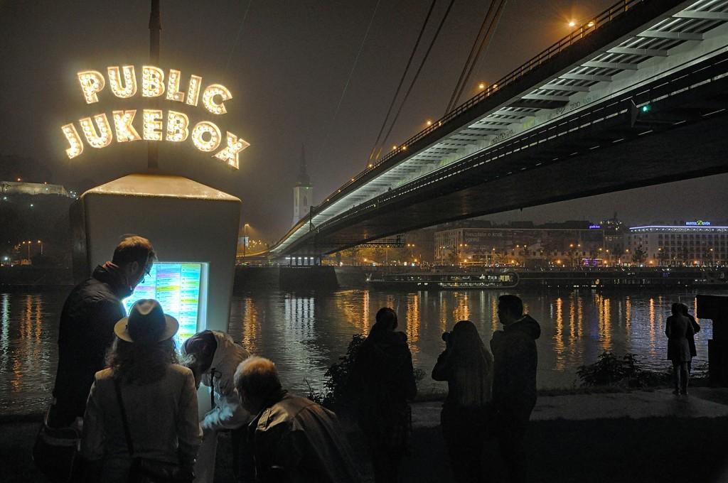 Public Jukebox