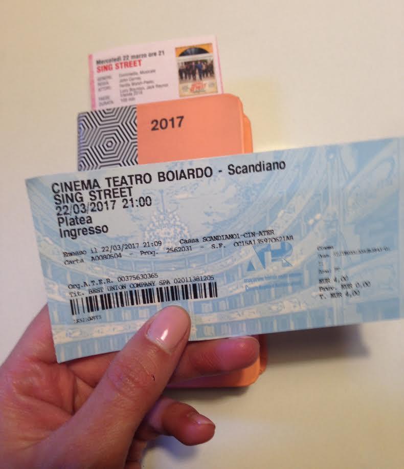 Il mio biglietto