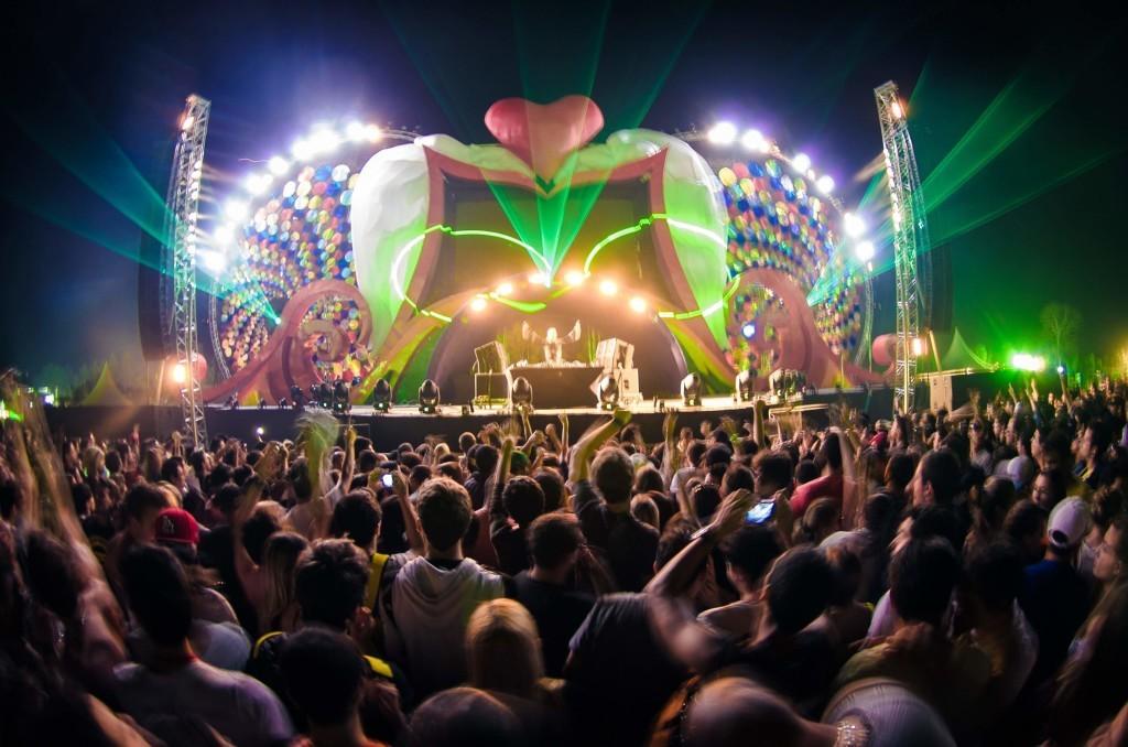 Sonar Festival Barcellona, foto credit http://snap20.com.br/