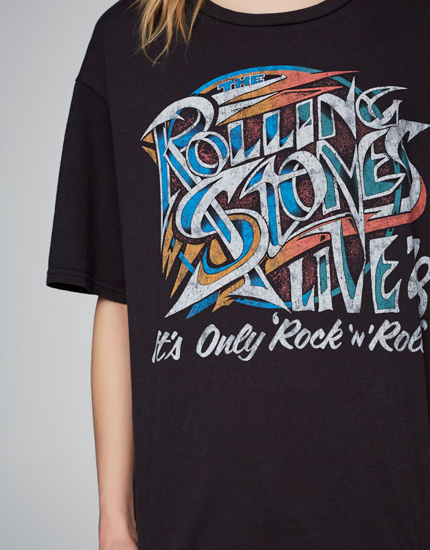 Pull and Bear per Rolling Stones