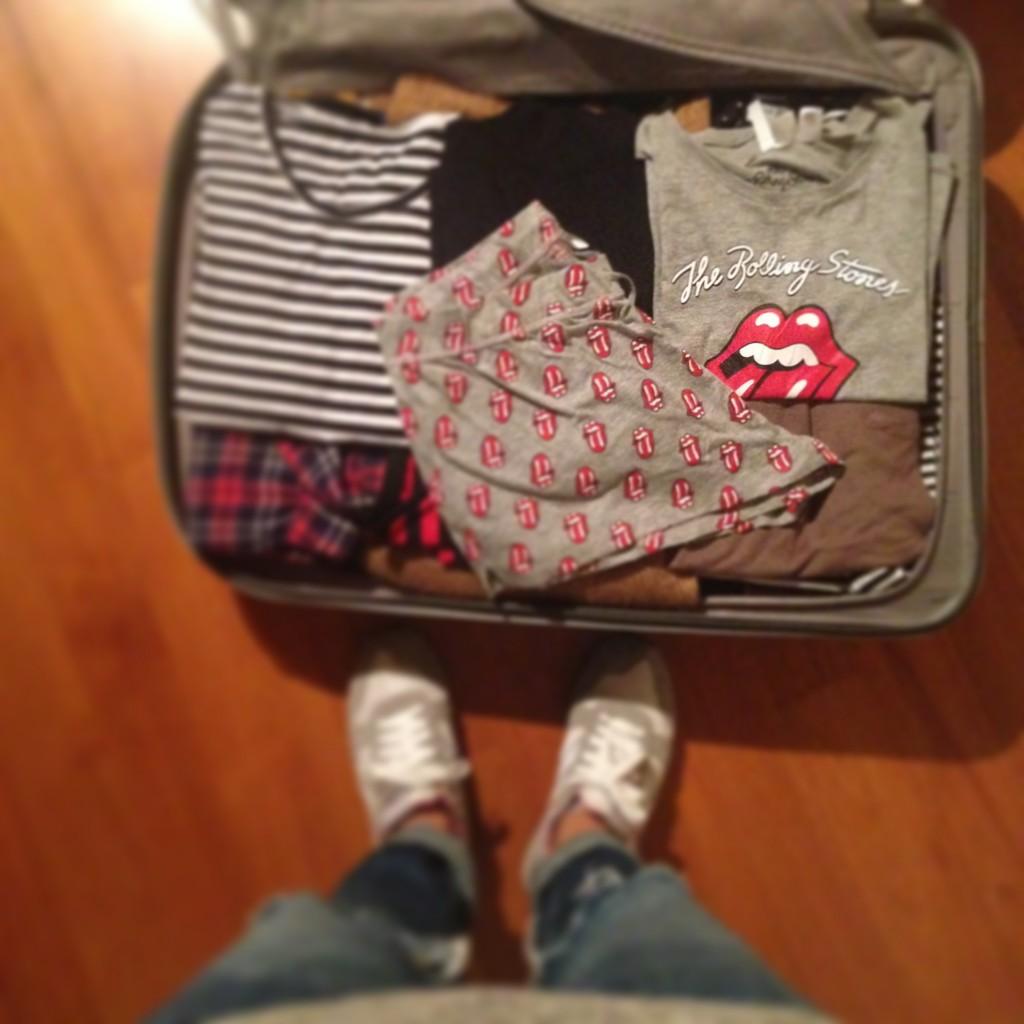 La mia valigia