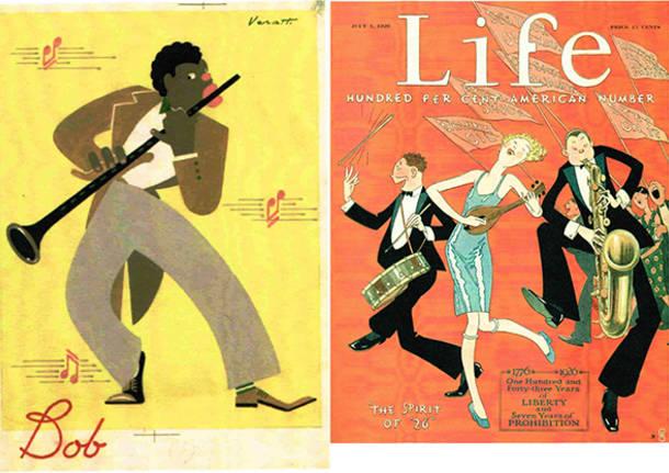 Mostra sulle copertine nel jazz