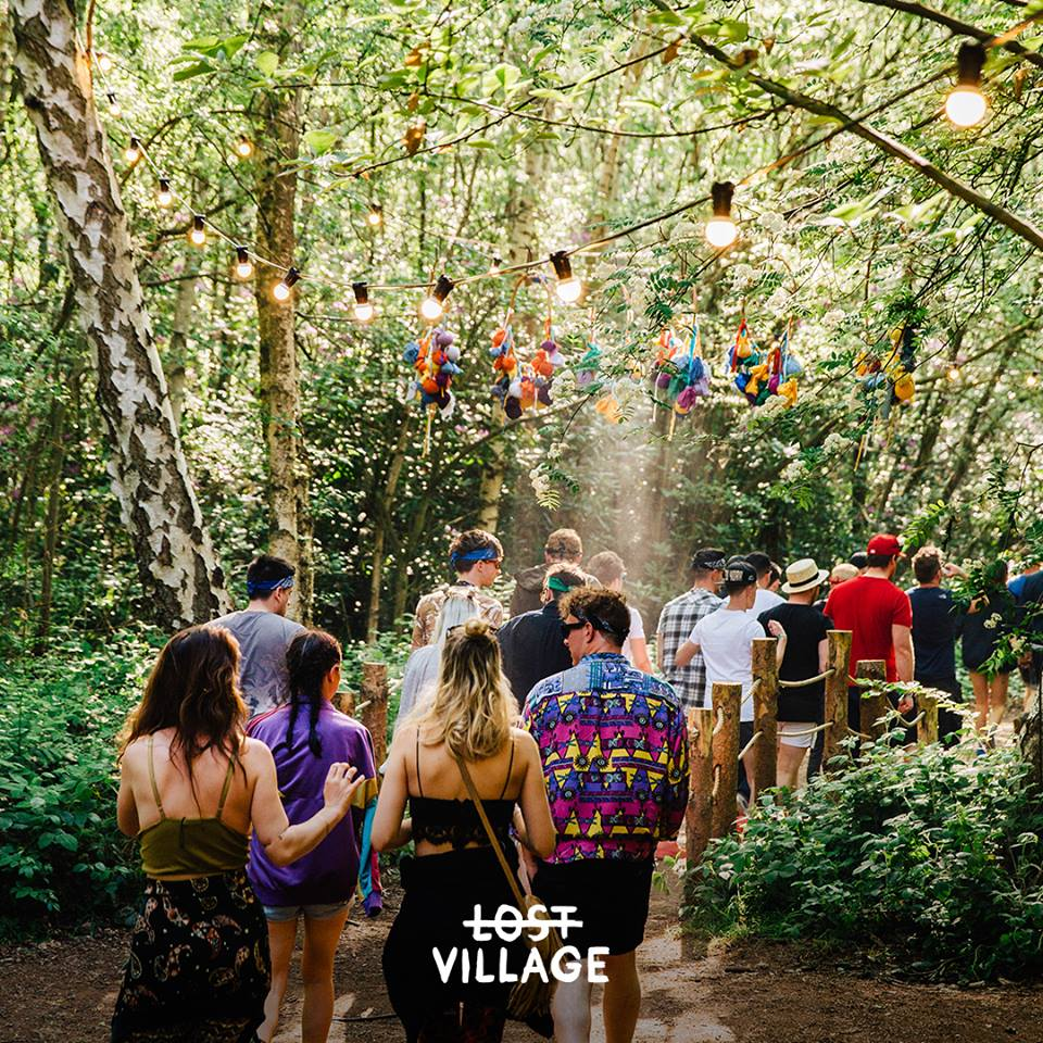 Lost Village, foto credit FB