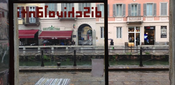 Un buon negozio di dischi a Milano