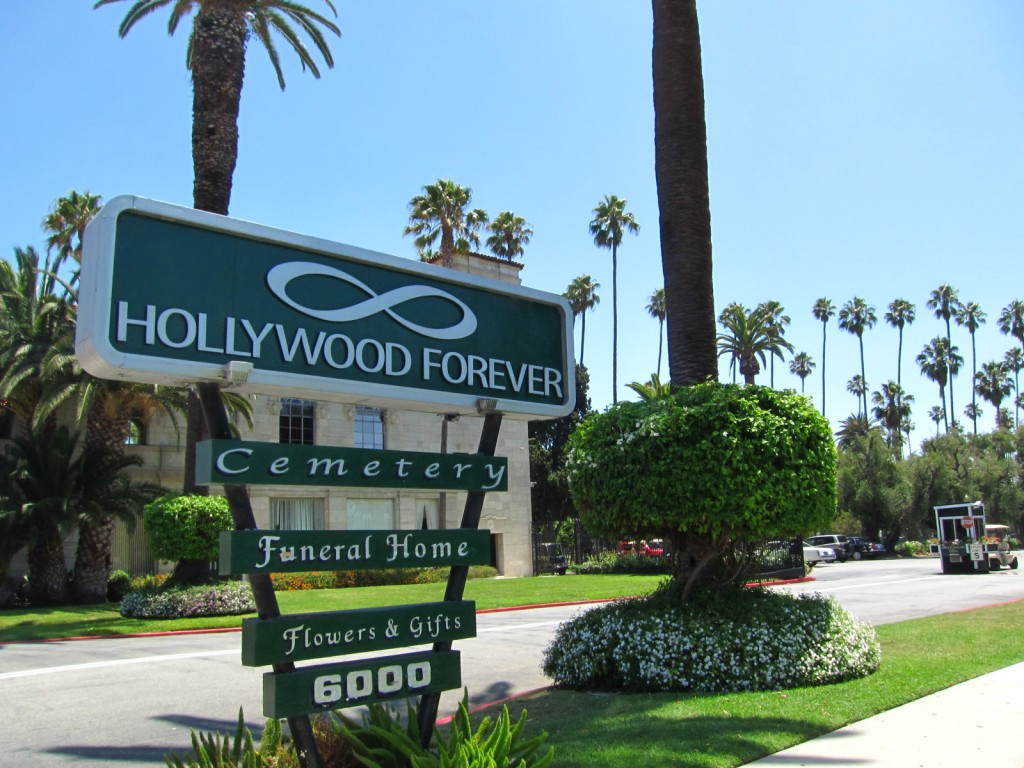 L'errata dell'Hollywood Forever