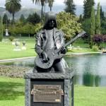 Hollywood Cemetery: ecco dove sono sepolti attori e rockstar