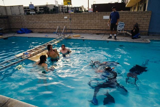 La piscina di North Hollywood