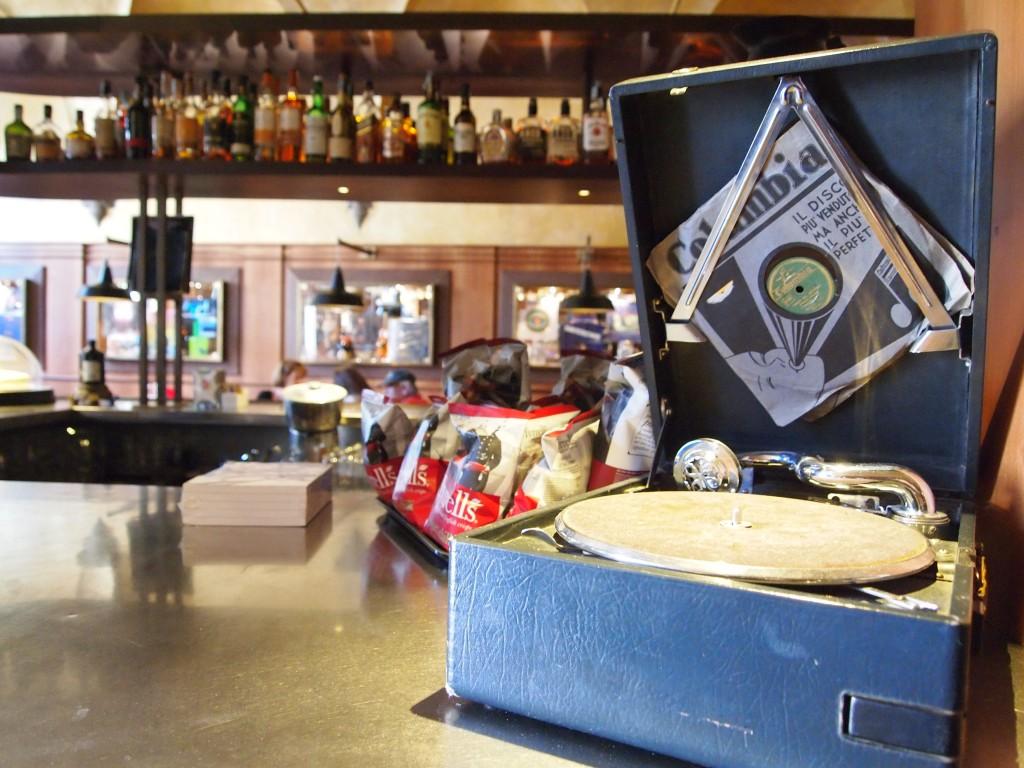 L'interno del pub, foto di Gloria Annovi
