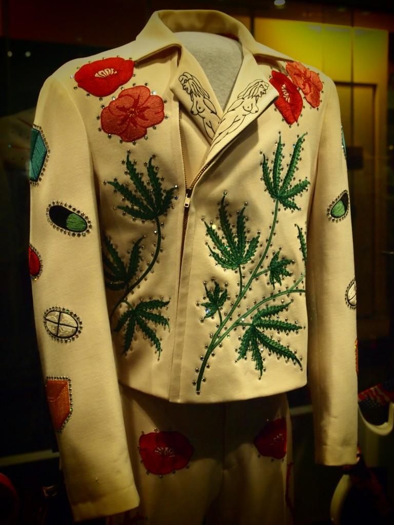 L'abito di Gram, foto di Gloria
