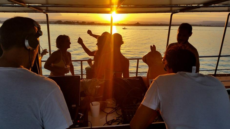 Boat Party by Ortigna Sound Festival