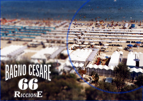 Le spiagge di riccione nel video dei thegiornalisti - Bagno 99 riccione ...