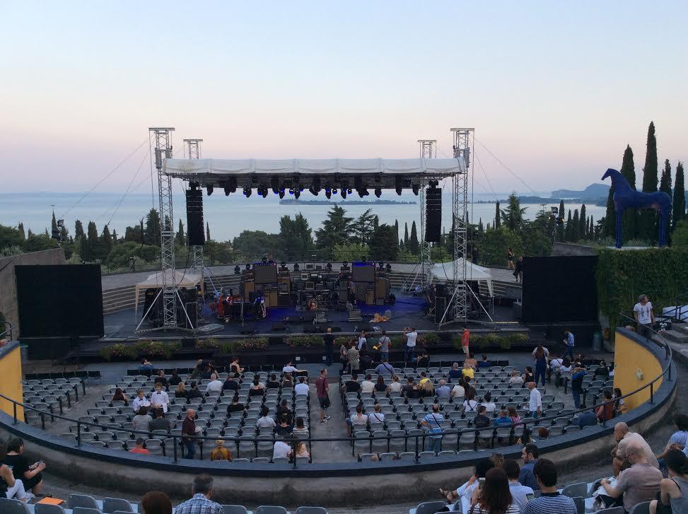 L'Anfiteatro. Foto di Marco