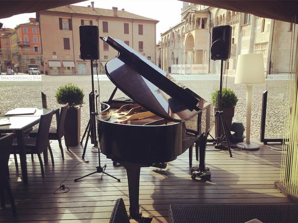 Caffè Concerto, Modena