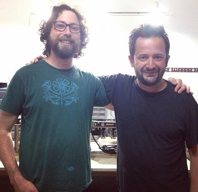 Tim e Marco a San Francisco