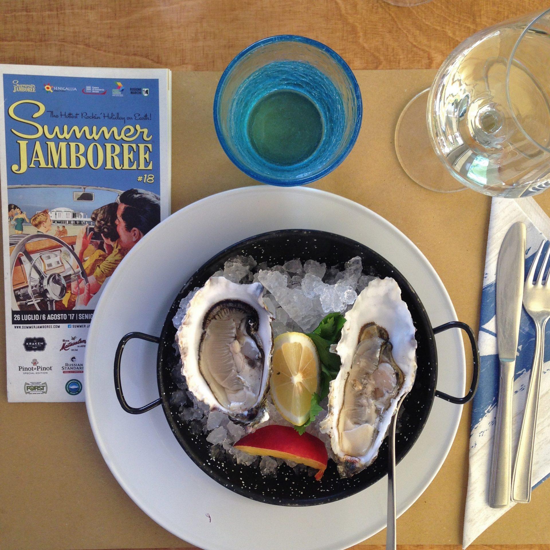 Hosteria Angolino sul mare, Foto di Gloria
