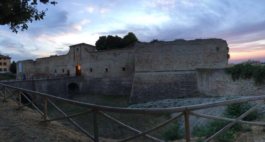 La Rocca, foto di Marco Parmiggiani