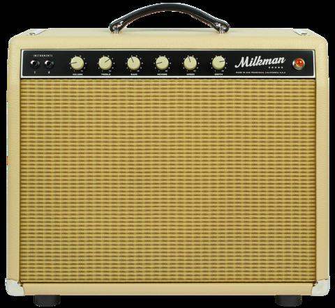 Uno degli amplificatori Milkman Sound