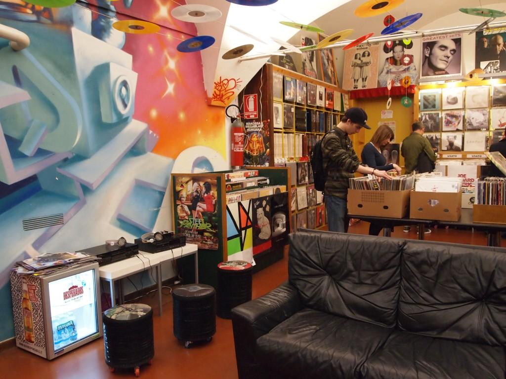 La sala Lounge, foto di Gloria