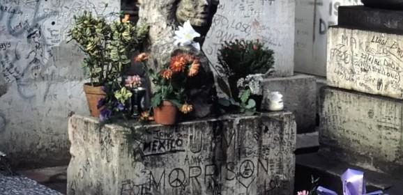 Dalida, Chopin, Maria Callas e Jim Morrison: le tombe di Père Lachaise