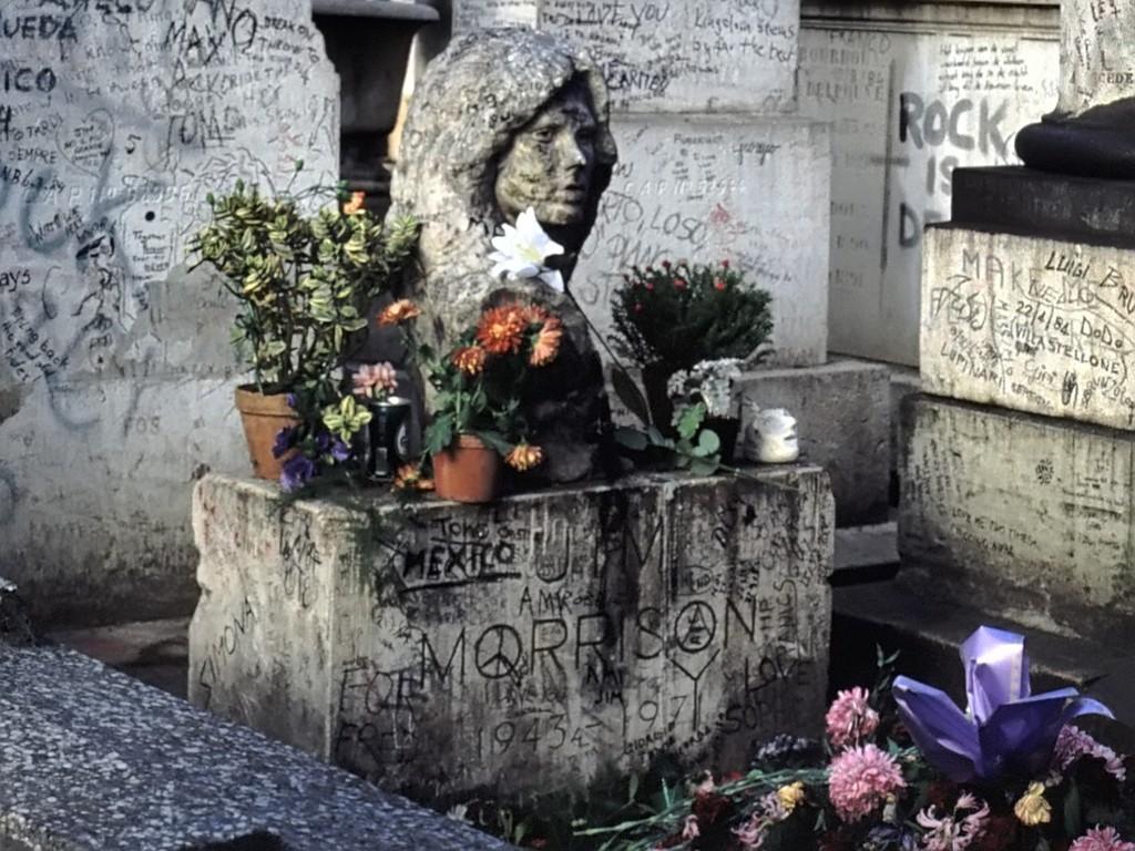Chopin, Maria Callas e Jim Morrison: le tombe di Père Lachaise - Music  Postcards
