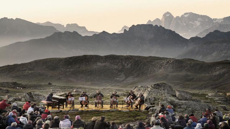 Suoni delle Dolomiti foto credit www.lifegate.it