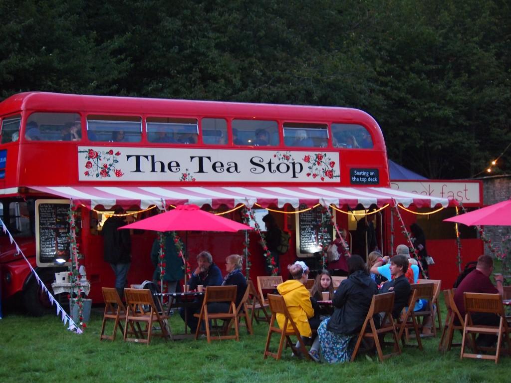 Tea Corner. Foto di Gloria