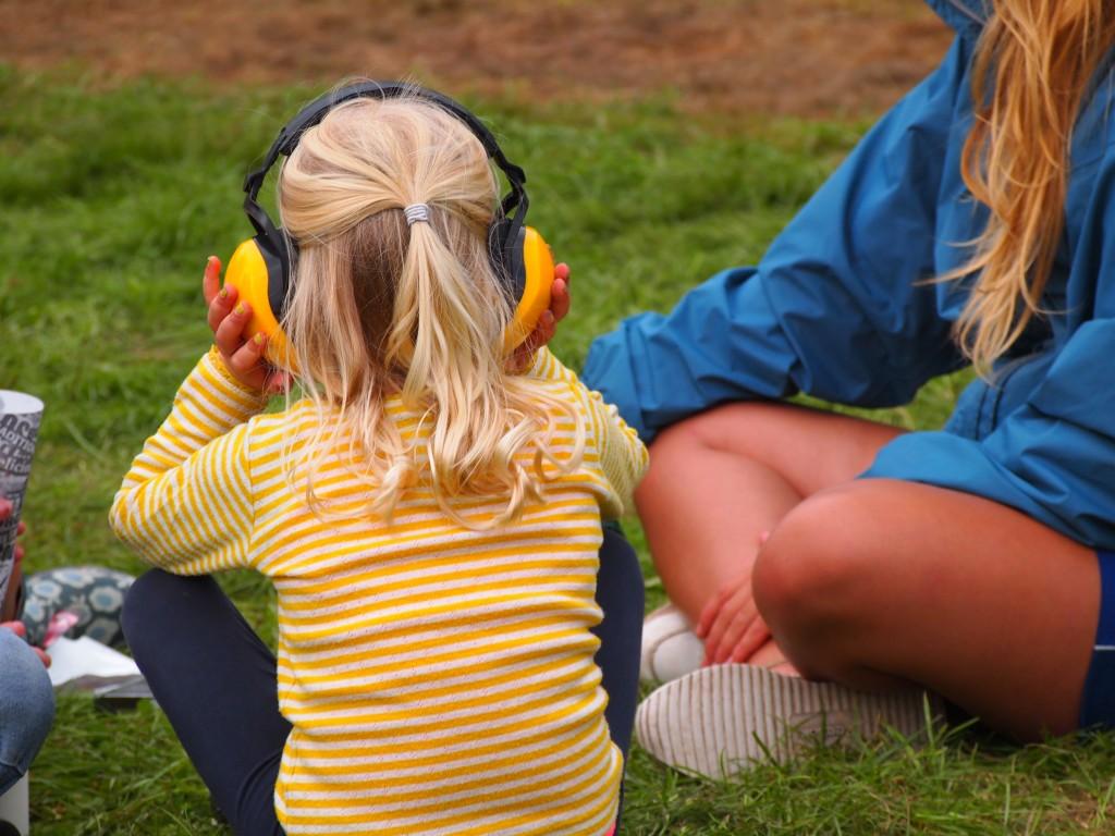 piccole rocker crescono, foto di Gloria