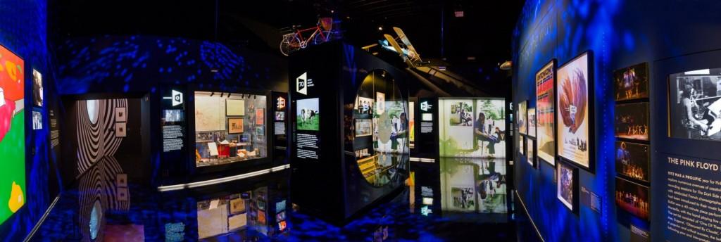 Uno scatto della mostra