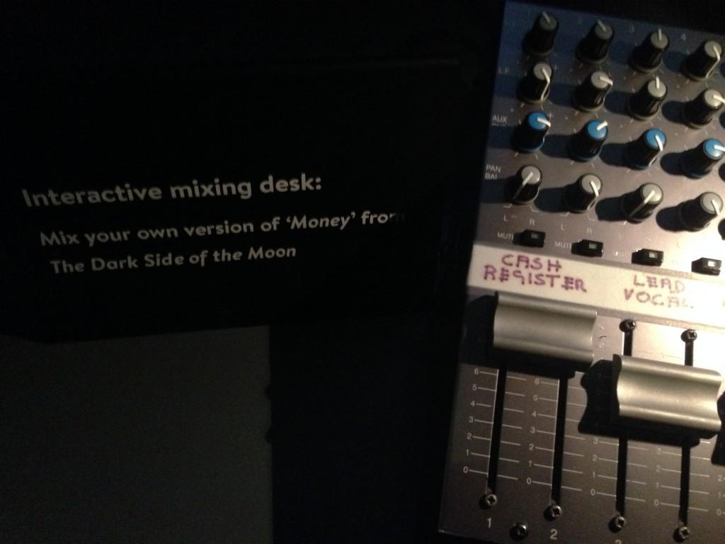 Il mixer usato per