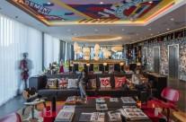 CitizenM London, un hotel da sogno molto pop