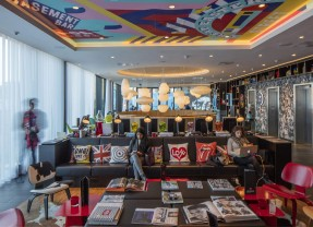 CitizenM London, un hotel da sogno molto pop