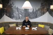 La nostra cena da Little Pine, il ristorante vegano di Moby