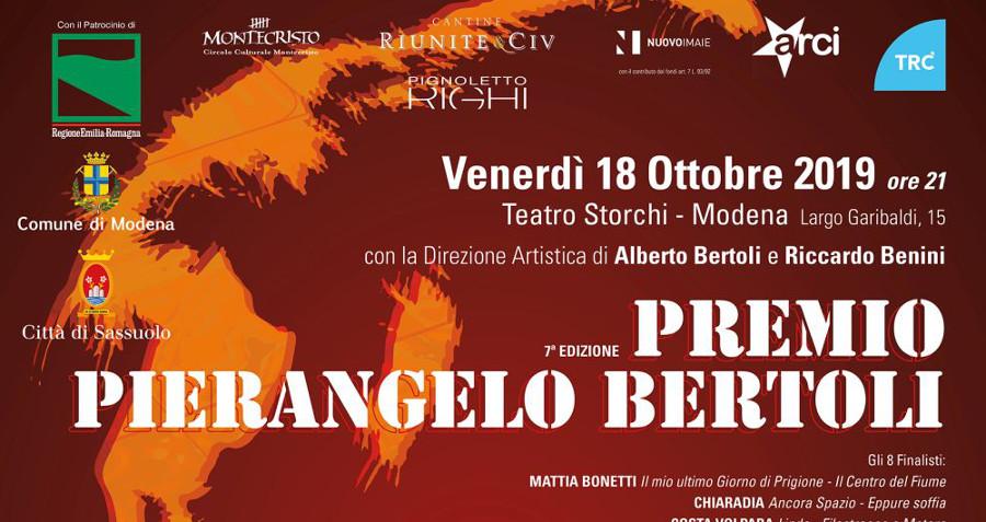 Manifesto 140x200 Premio Pierangelo Bertoli 2019_b