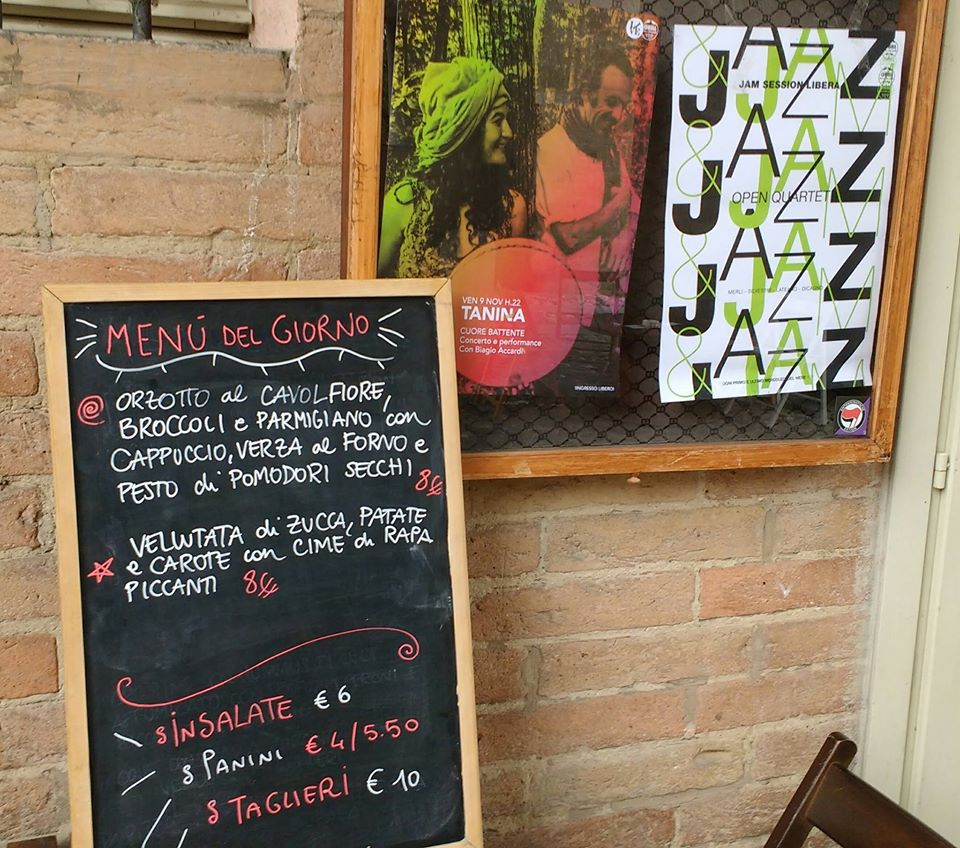Jazz e cibi speziati alla Gabella