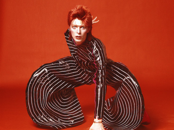 Bowie in mostra a Salerno