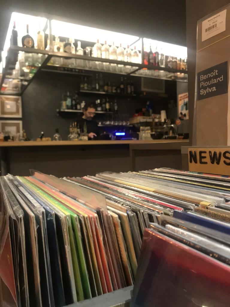 L'interno del locale. Foto di Gloria