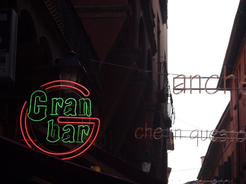 gram bar bologna