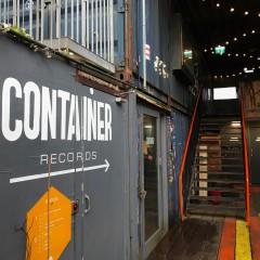 Il più originale negozio di dischi al mondo? Il Container Records di Brixton