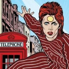 Viaggiare con David Bowie restandosene comodamente a casa