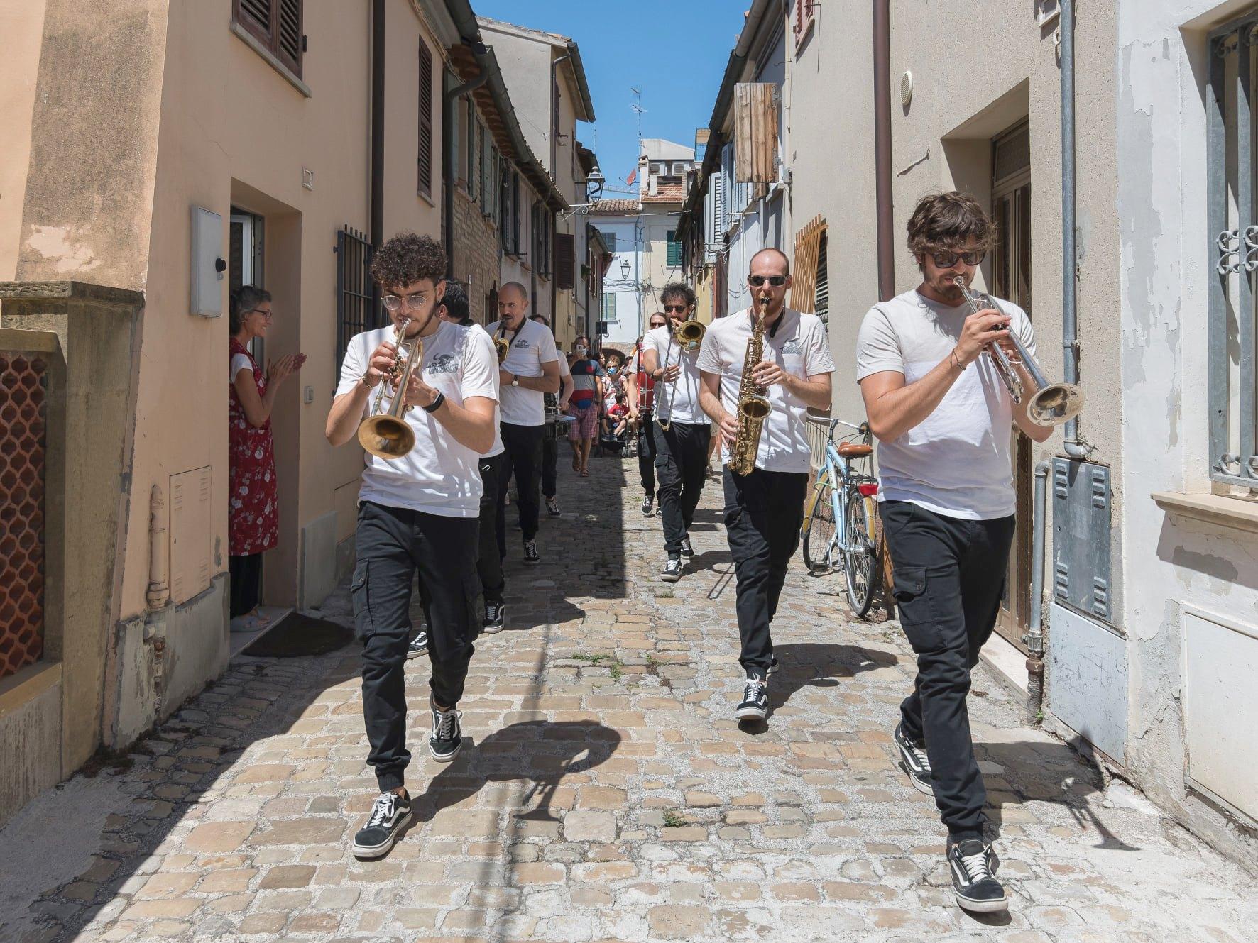 Progetto fotografico per Fano Jazz a cura di Andrea Rotili, Mirko Silvestrini ed Erika Belfiore