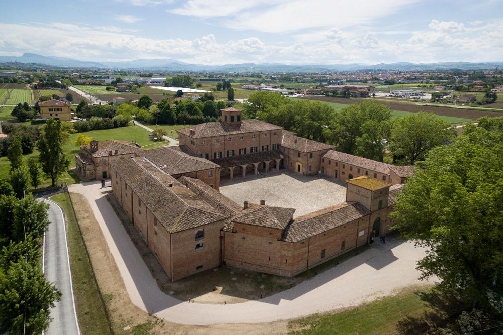 Villa Torlonia vista dall'alto