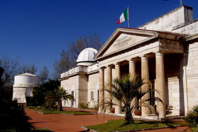 L'osservatorio di Napoli