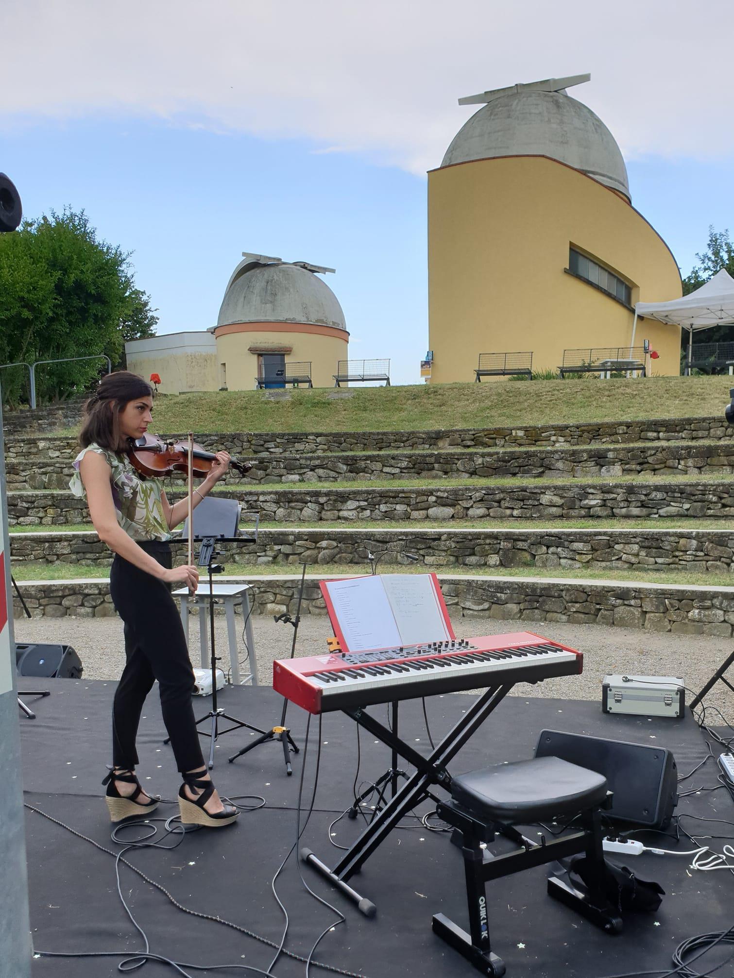 Osservatorio Astronomico Spallanzani, Iano (RE). Foto di Enrico Fava